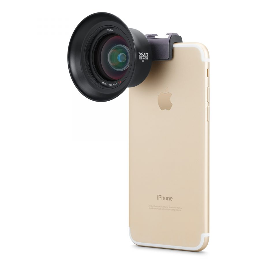 ExoLens with Optics by ZEISS For iPhone Wide-Angle