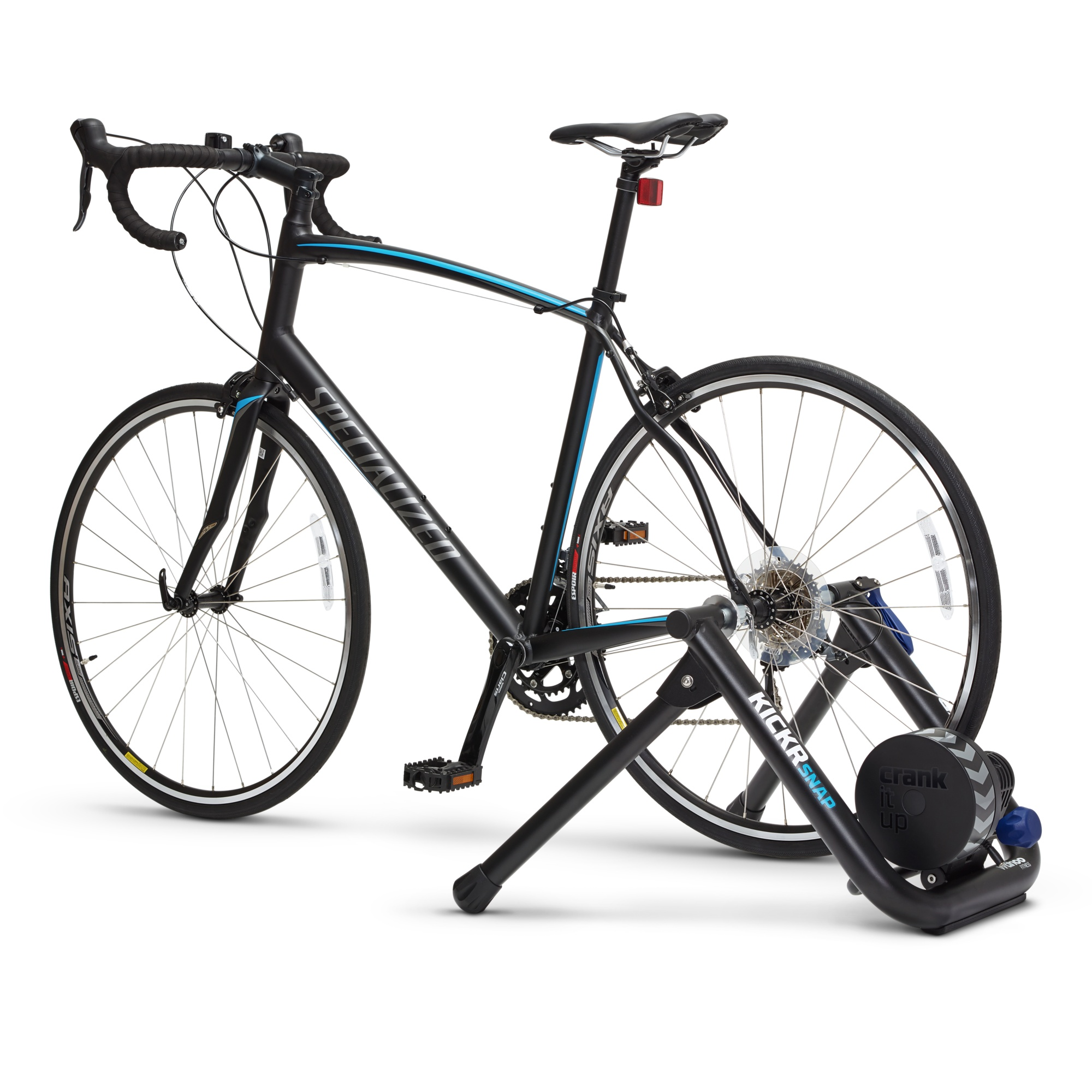 8961d2a6bb1 Wahoo Fitness KICKR SNAP Bike Trainer for iPhone. ShareTweet. 🔍. Health &  Fitness