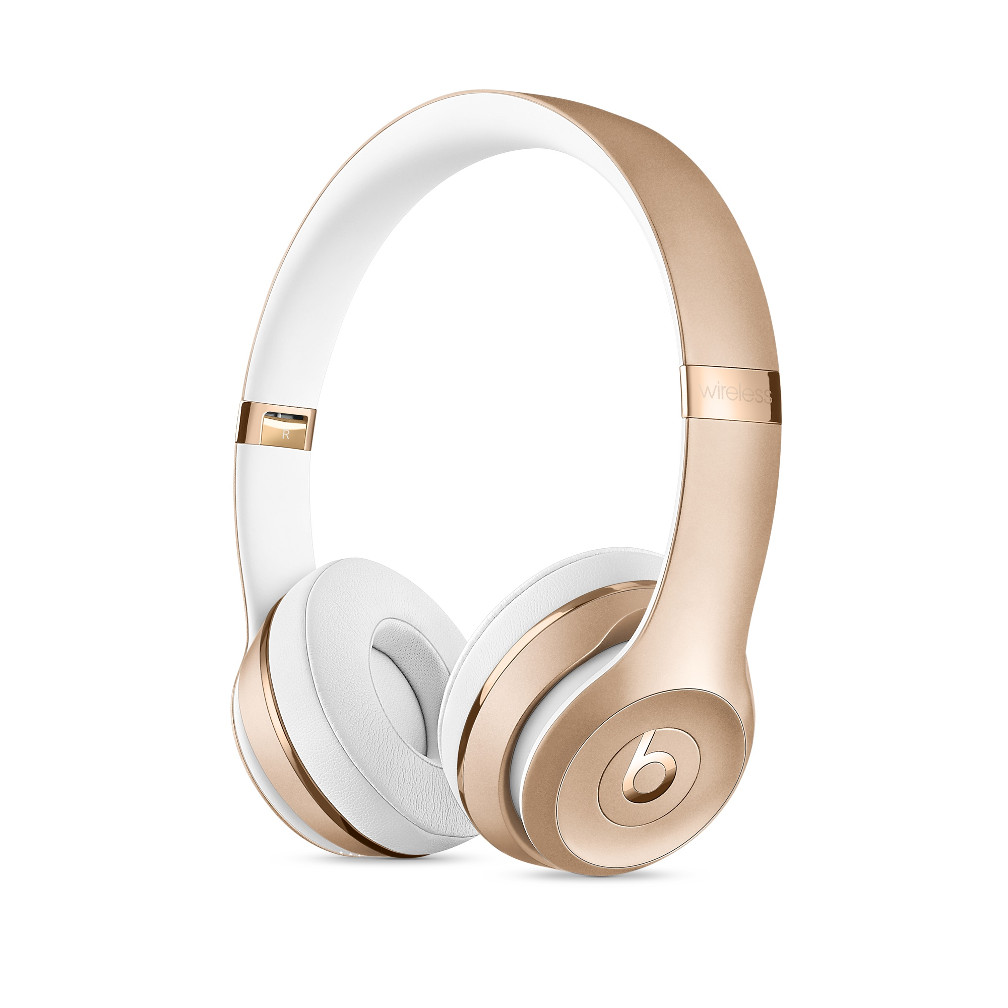 Beats Solo3 Wireless Headphones Gold