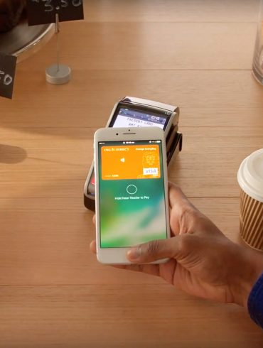 Apple Pay ING Direct