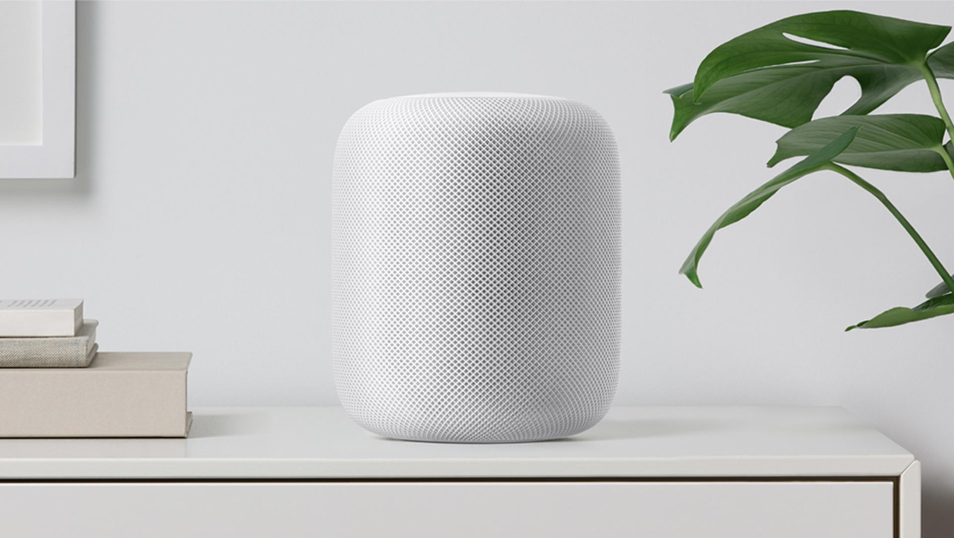 Apple HomePod White Lifestyle Australia