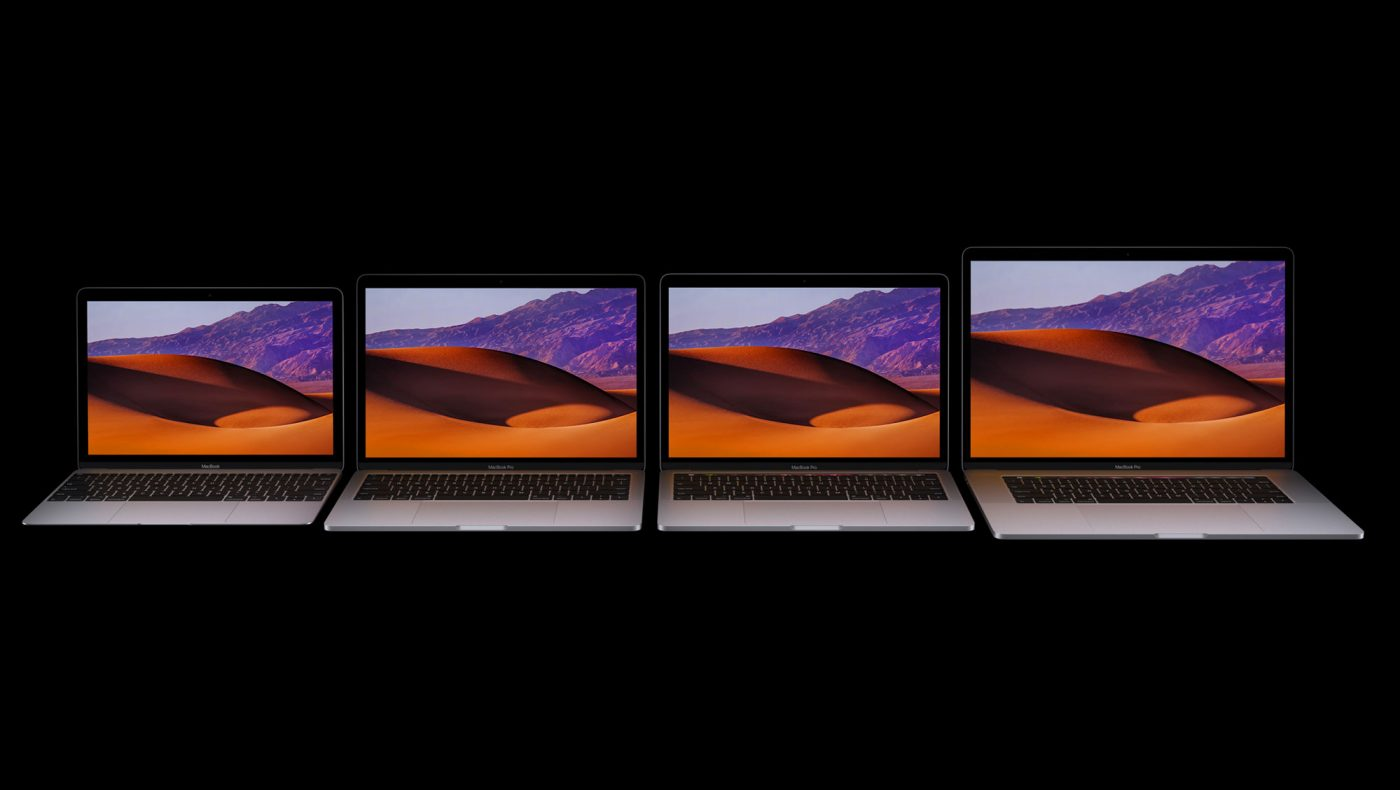 New 2017 MacBook and MacBook Pro range Australia