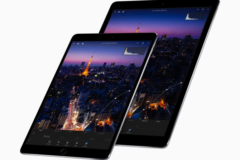 New 2017 iPad Pro 10.5-inch and 12.9-inch