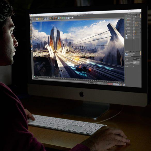 iMac Pro 2017 Video Editing