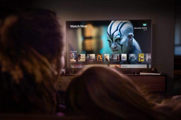 Apple TV 4k Watch Now Australia