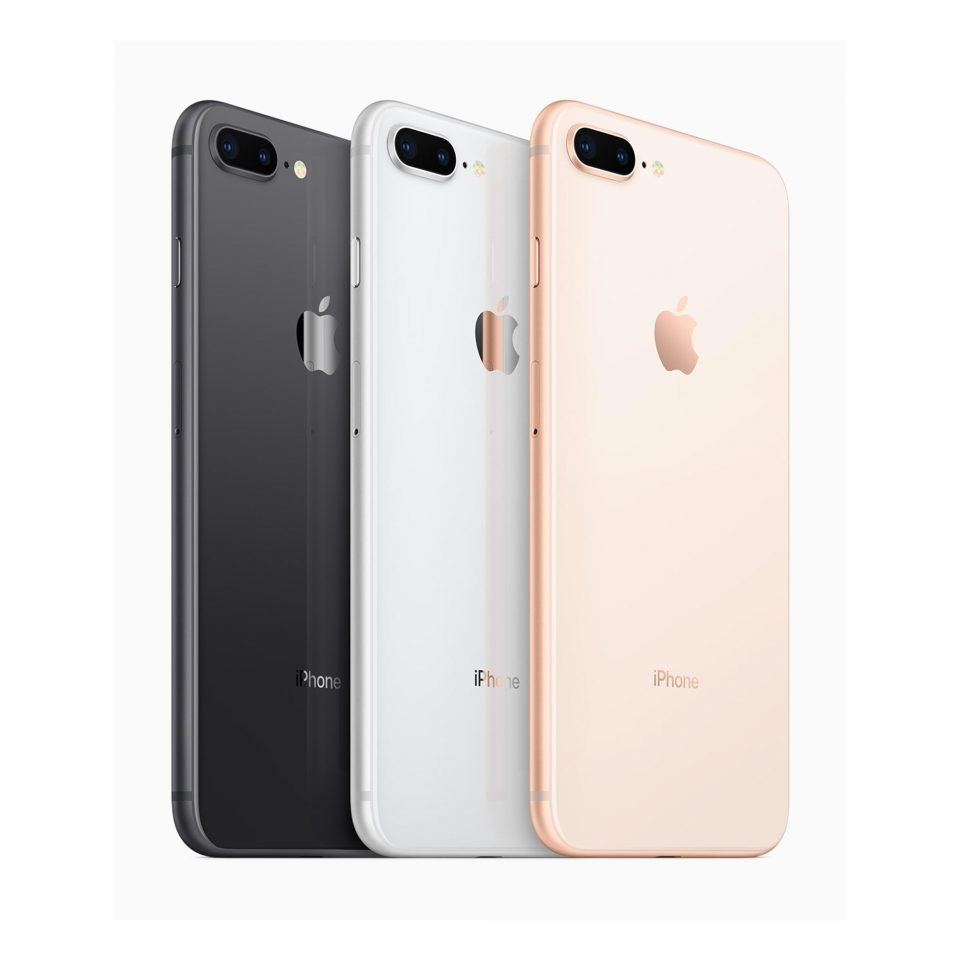Apple iPhone 8 Plus Range Australia