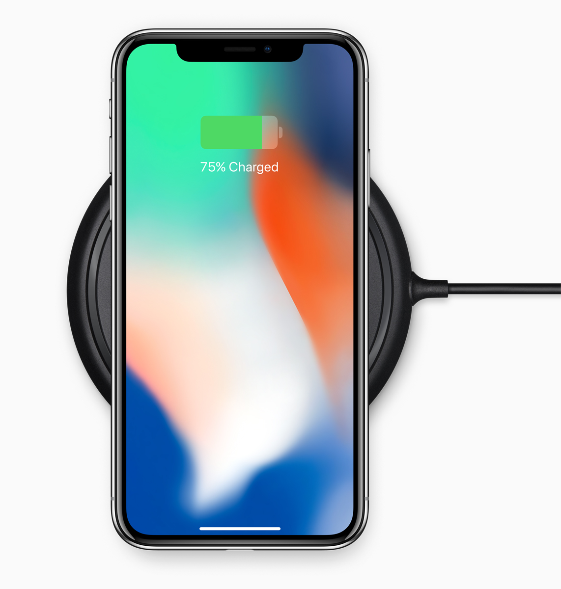 Apple iPhone X Wireless Charging