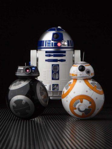 Star Wars sphero Droid Family Australia