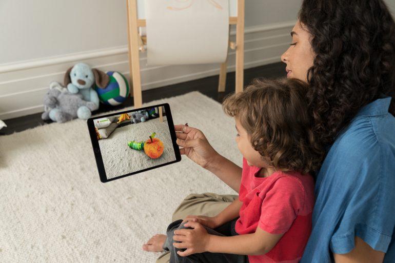 iOS 11 Argumented Reality iPad Pro Australia