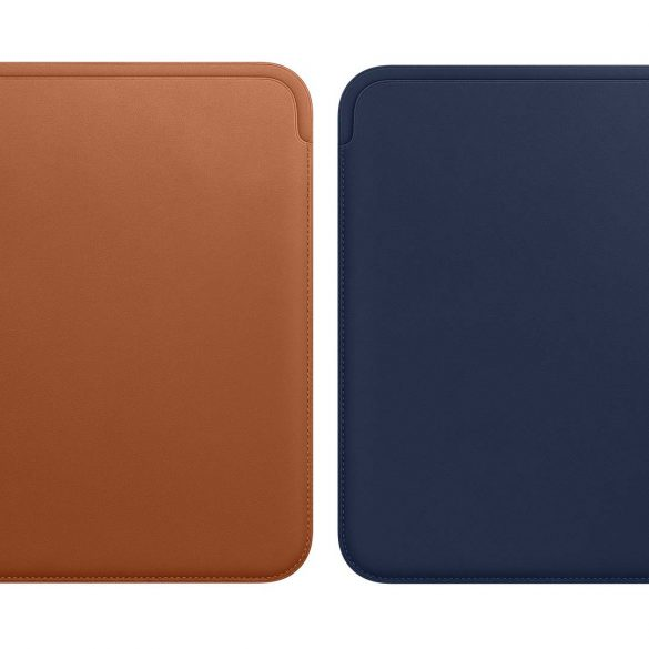 Apple Leather 12 inch MacBook Sleeve Range Australia