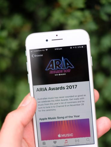 Apple Music ARIA Awards 2017 Australia