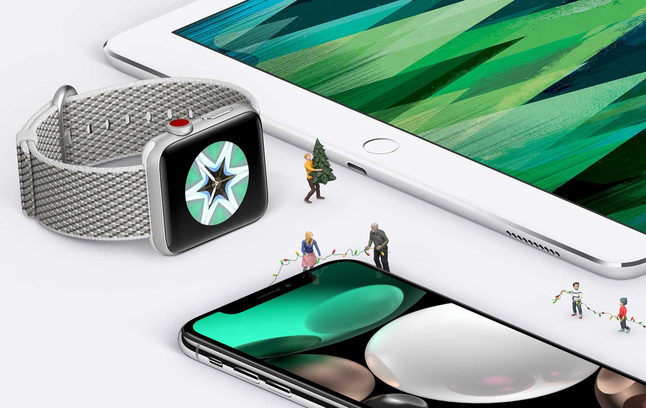 Apple gifts for christmas