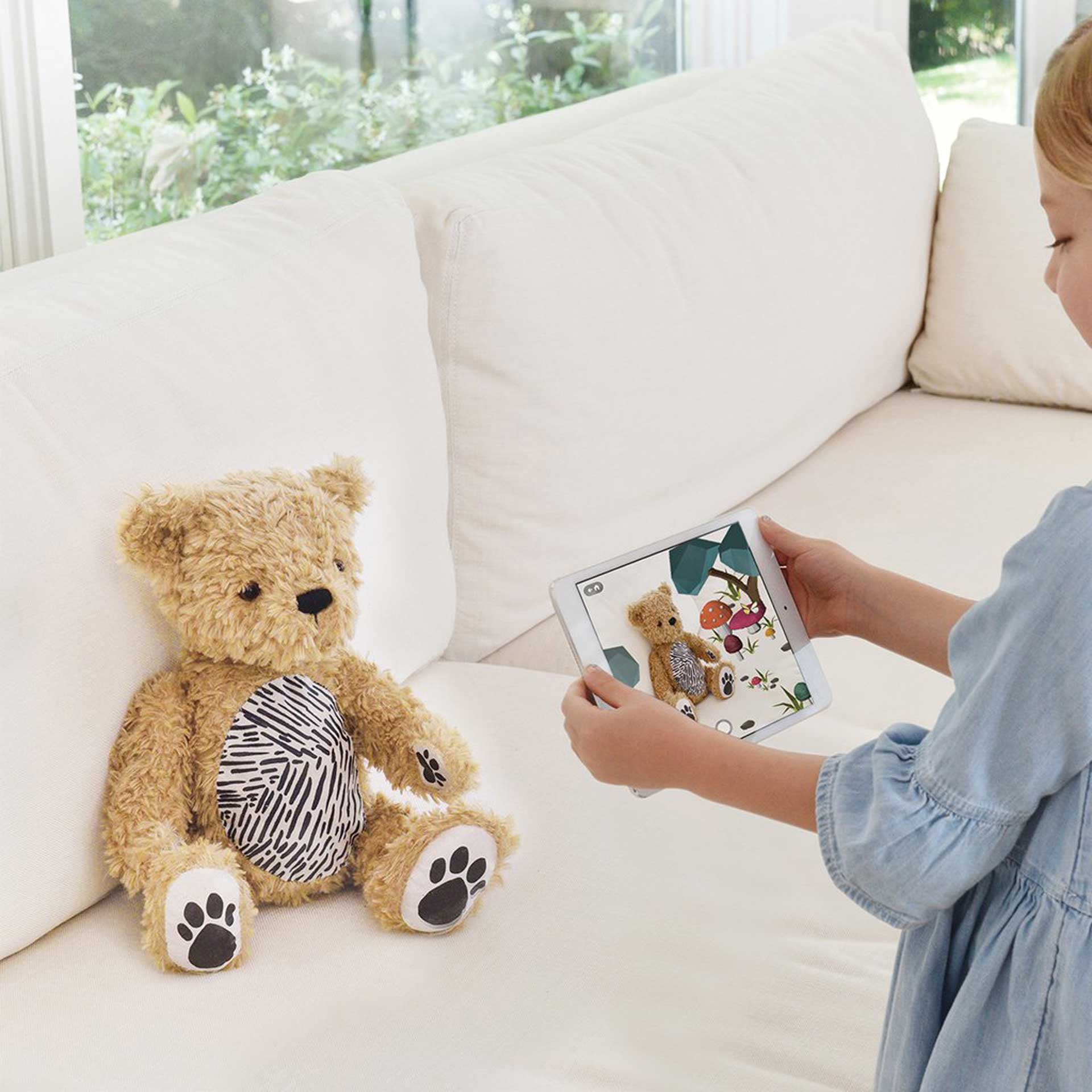 Parker Augmented Reality Teddy Bear Australia