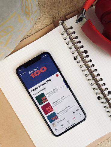 Apple Music 100 Countdown