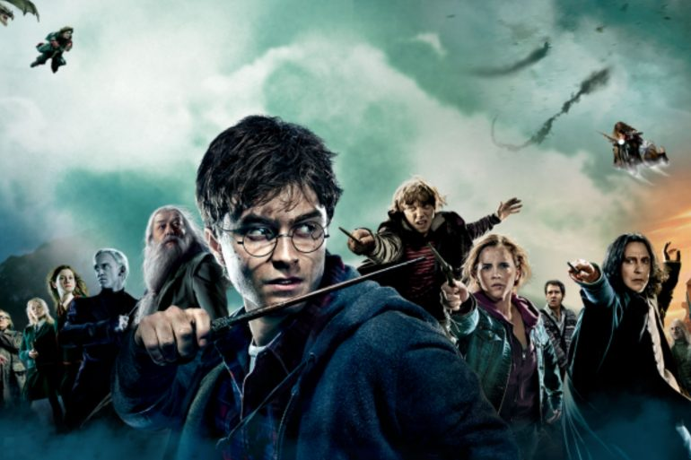 Harry Potter 4K Australia