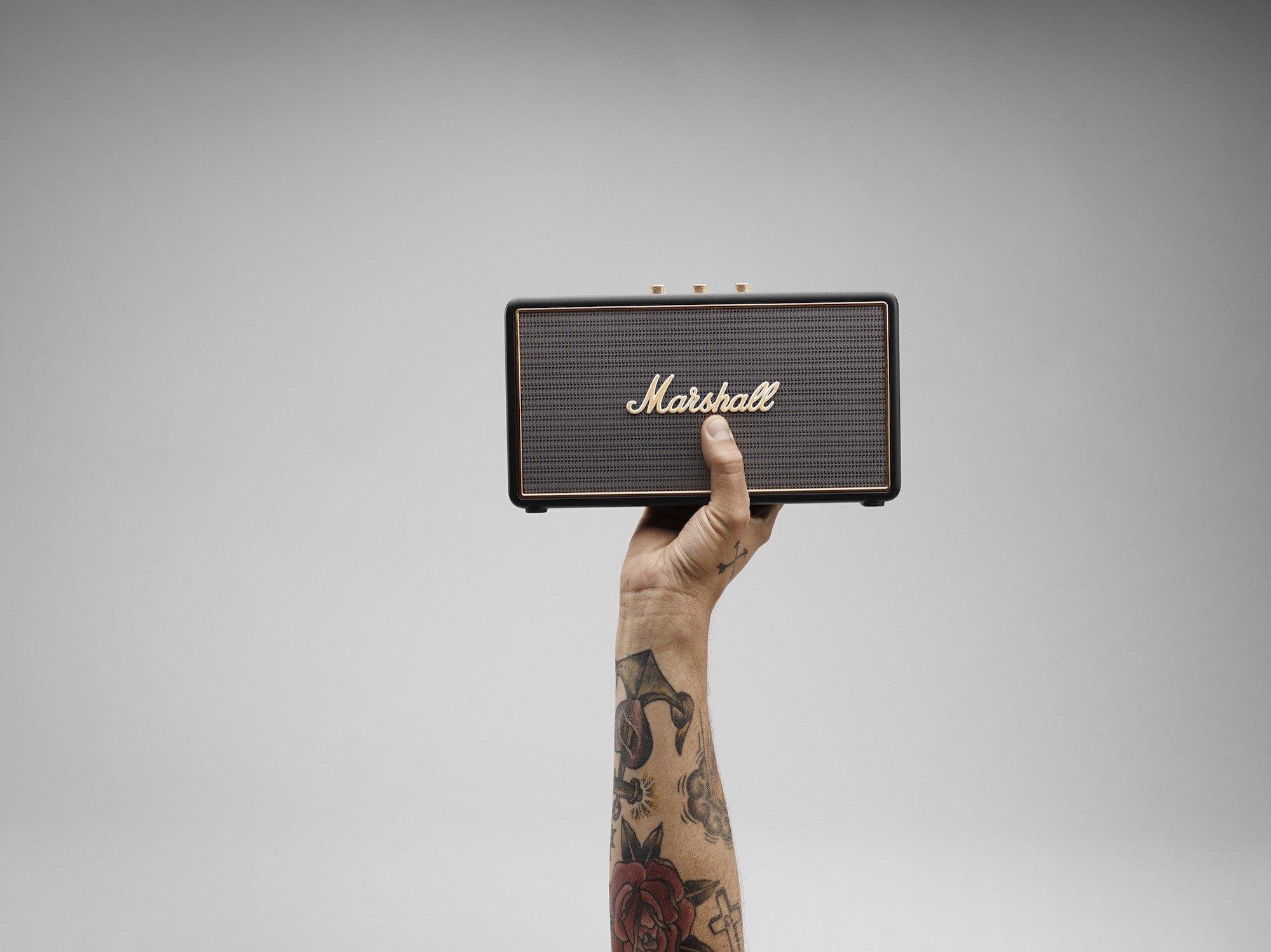 Marshall Stockwhell Portable Travel Speaker