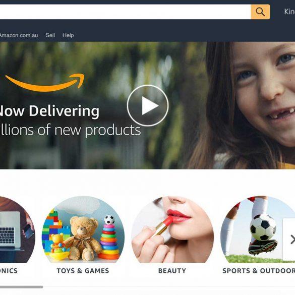 Amazon Australia Launch