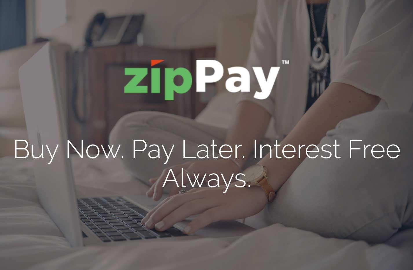 BuyMac ZipPay on Apple Financing