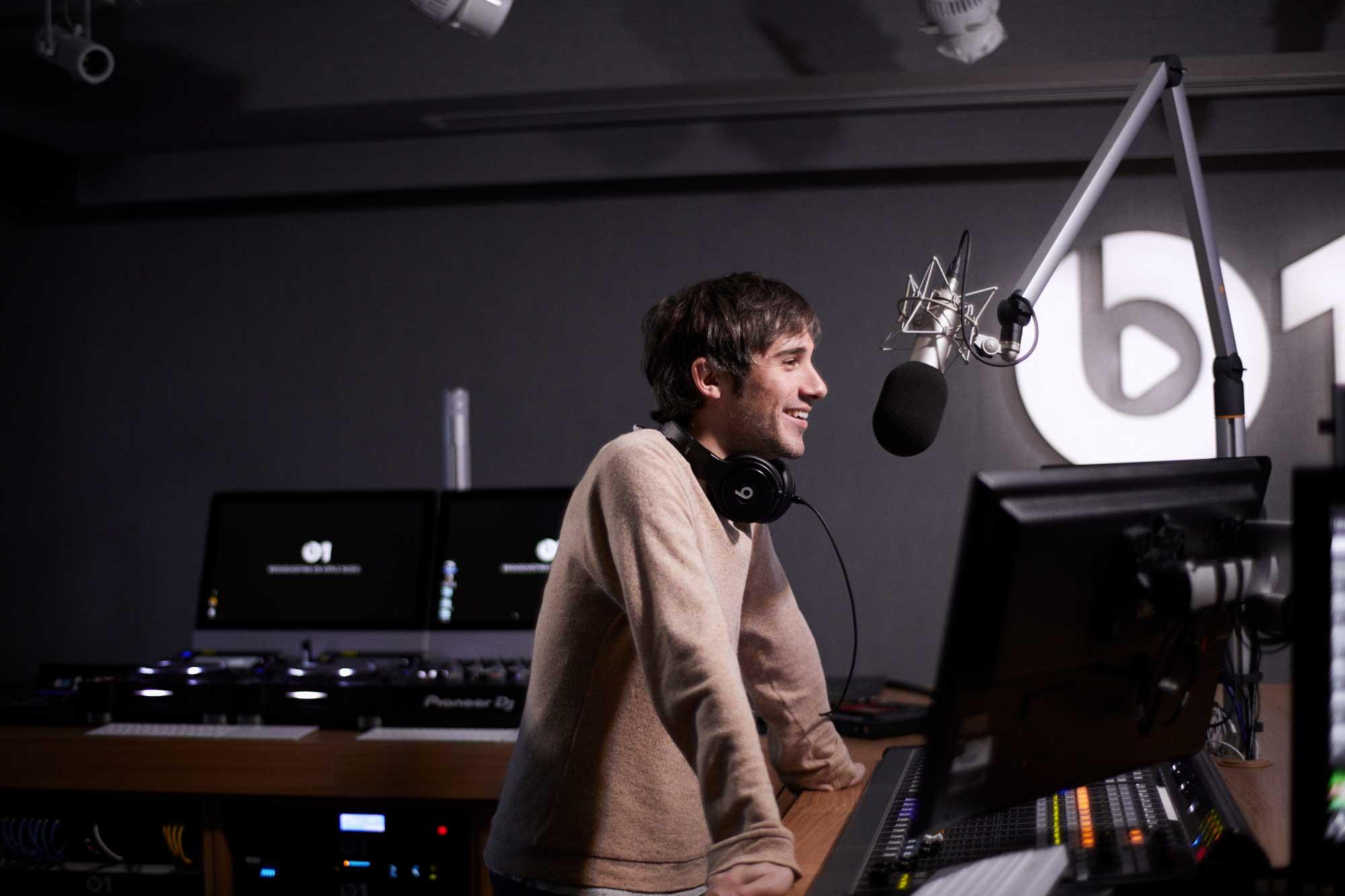 Matt Wilkinson Beats 1 Radio