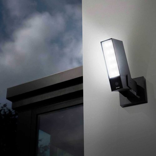 Netatmo Presence Outdoor Camera At night