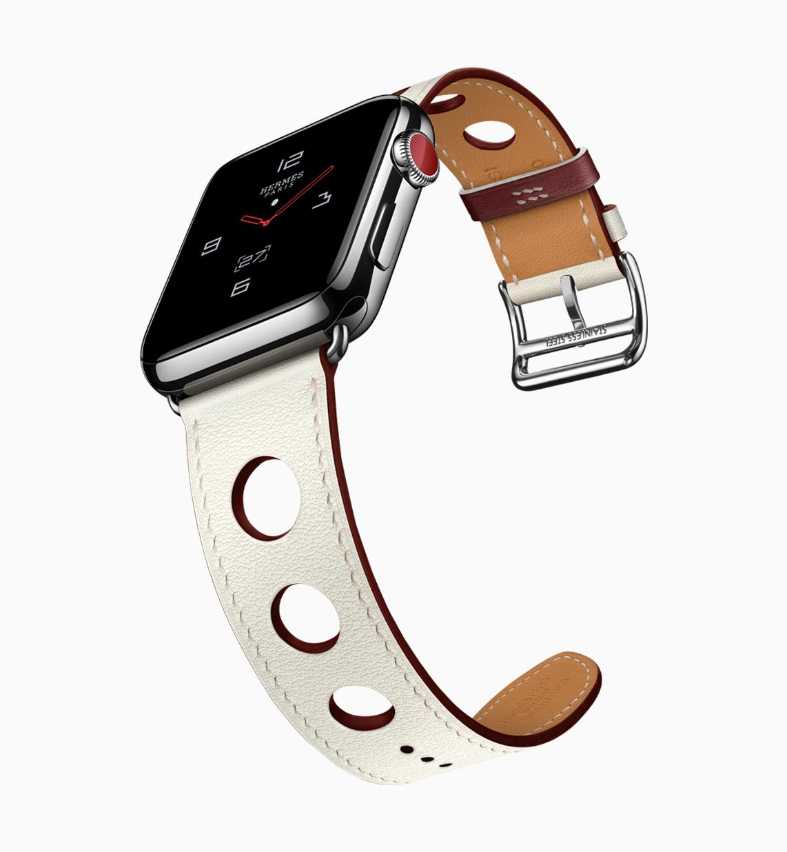 Apple Watch Series 3 Hermes single tour