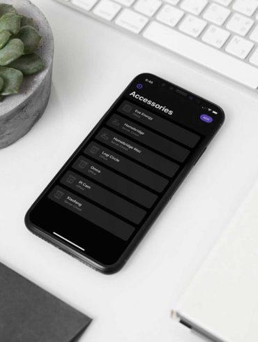 HomePass HomeKit iPhone App
