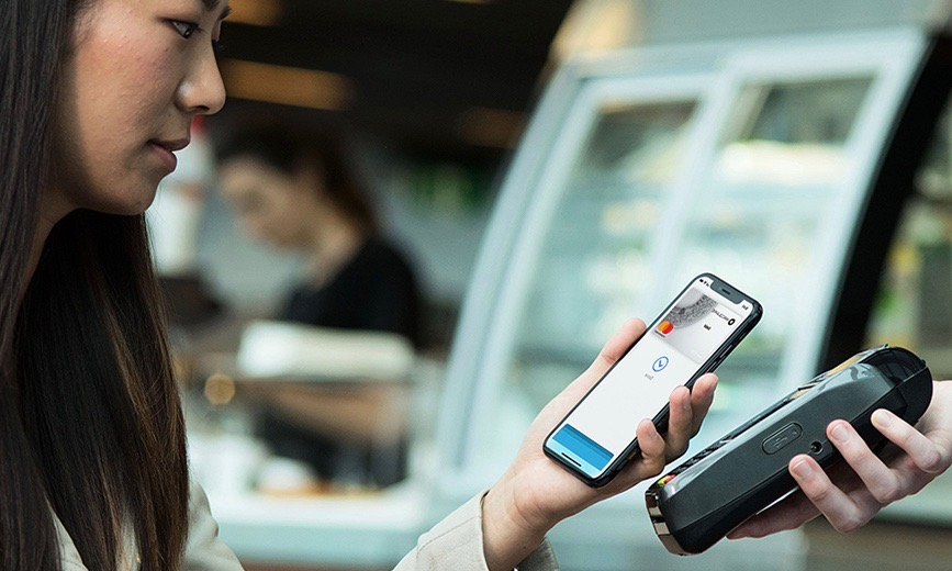Apple Pay on iPhone X and Eftpos Machine