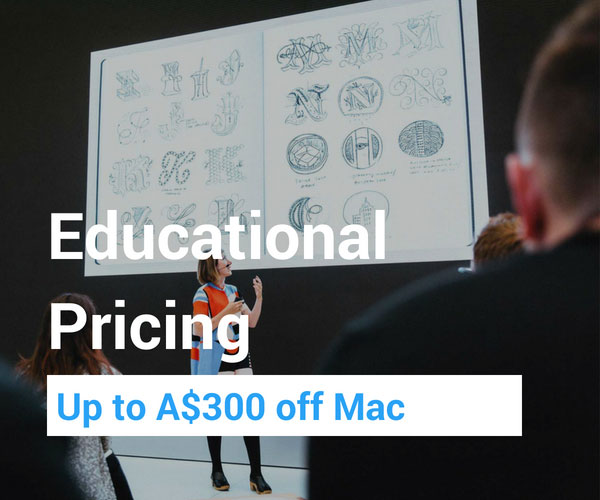 Apple Educational Pricing Offer Tile