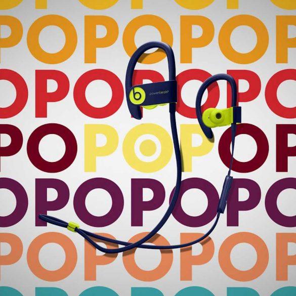 Beats Powerbeats3 Wireless Earphones Pop Collection