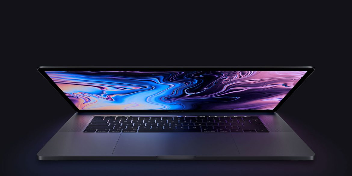 2018 Space Grey MacBook Pro Mac Computer
