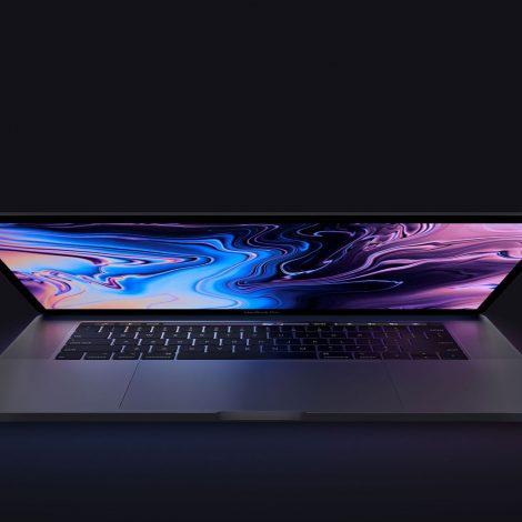 2018 Space Grey MacBook Pro Mac Computer