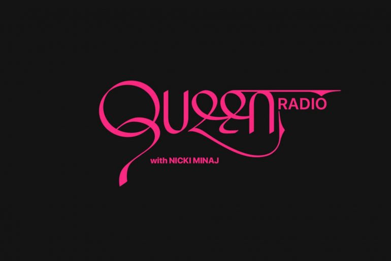 Apple Music Queen Radio with Nicki Minaj