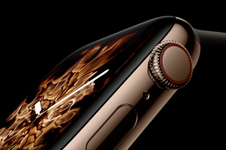 Apple Watch Series 3 Gold Stainless Steel