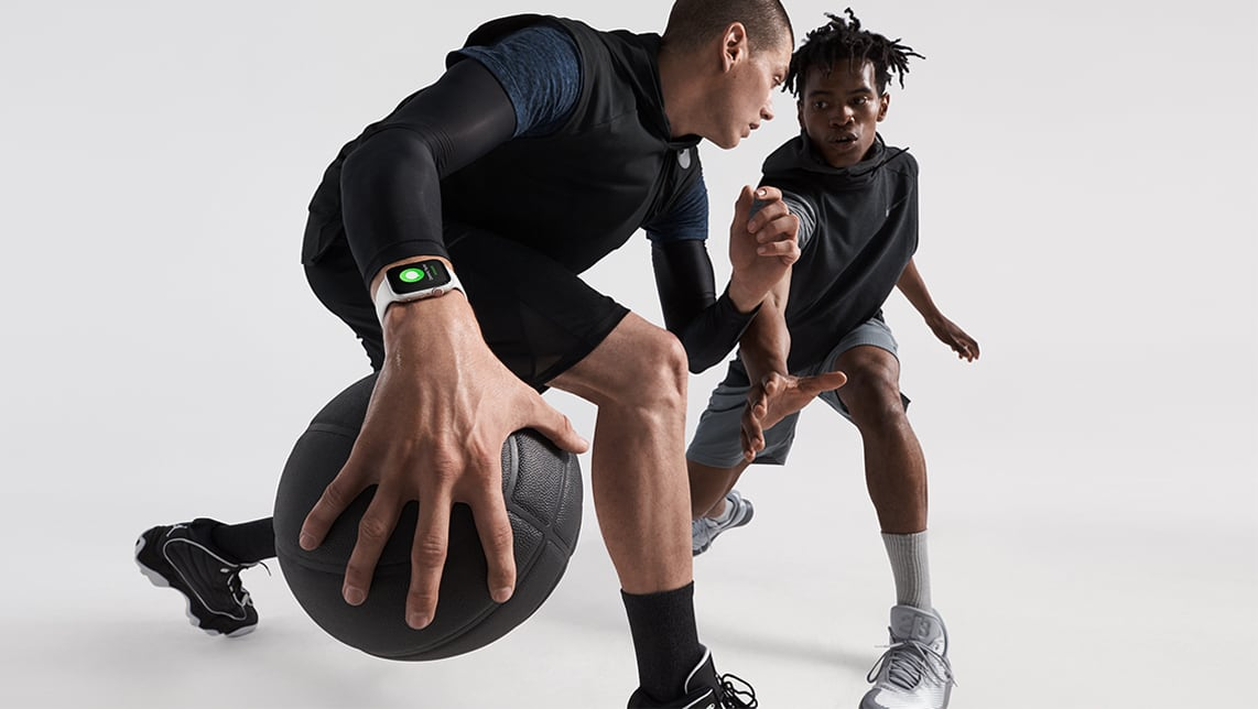 Apple Watch Series 4 Basketball