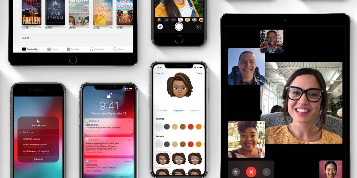 Apple iOS 12 for iPhone and iPad