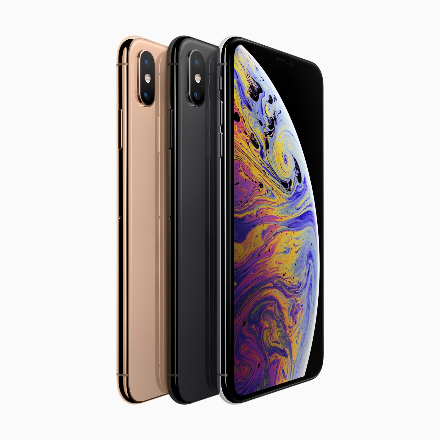 iPhone XS Max Range