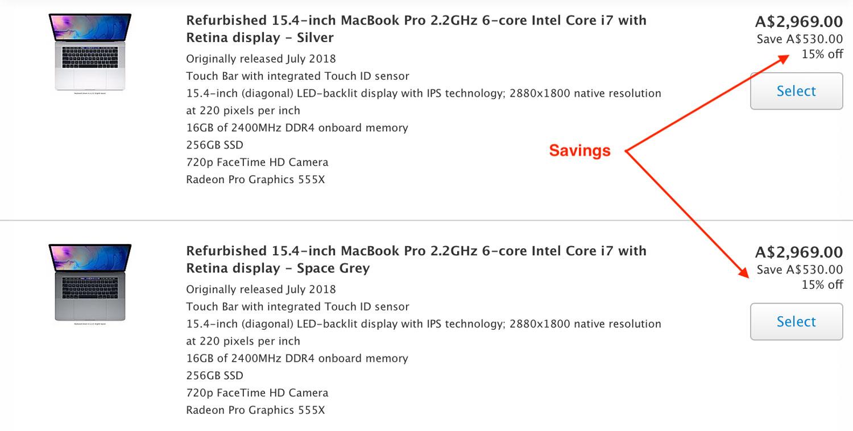 Apple-15-inch-MacBook-Pro-Refurbished-Savings