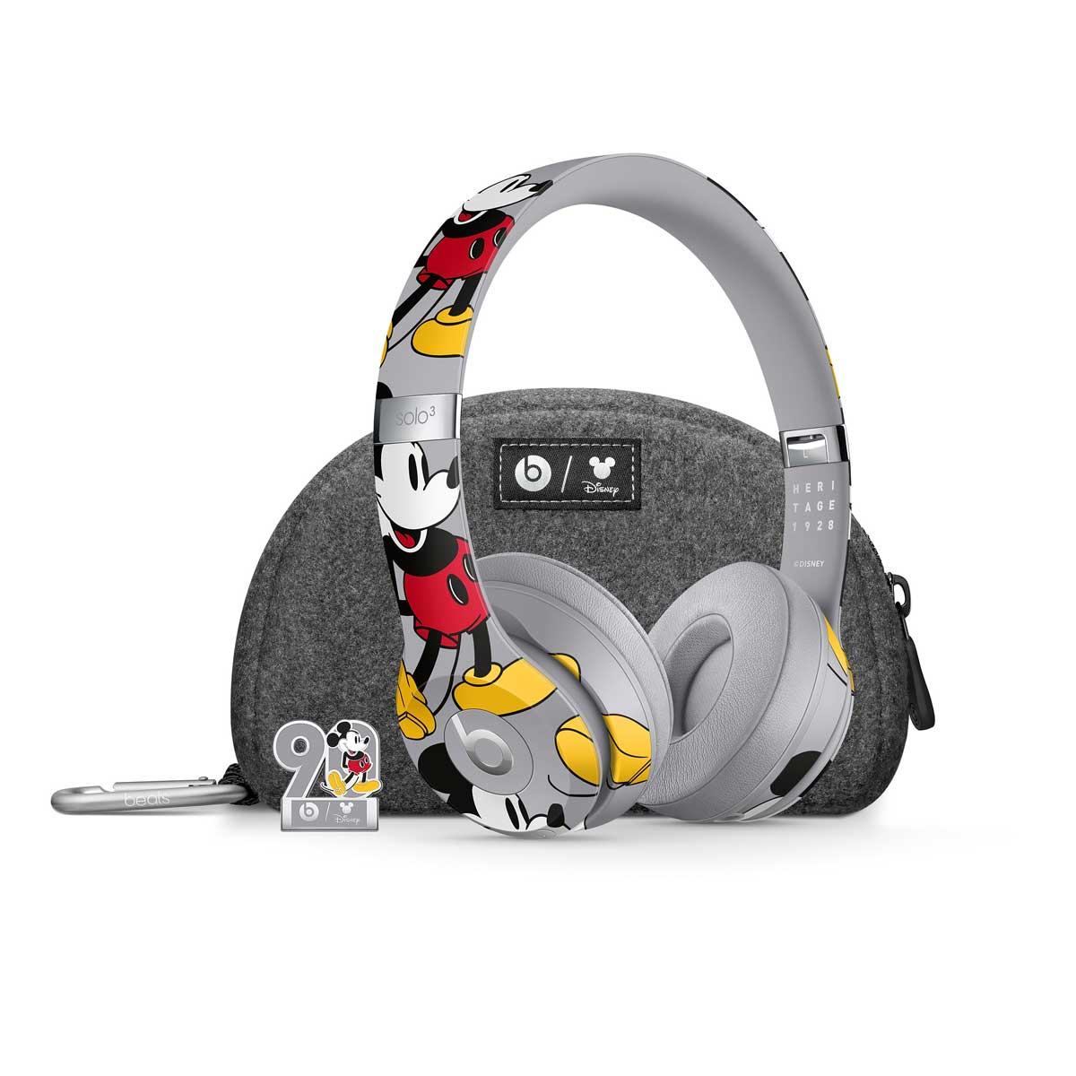 Disney Mikey Mouse 90th Edition Beats Headphones Australia