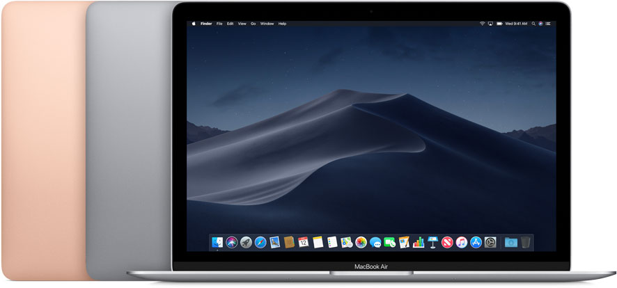 New 13-inch MacBook Air Model