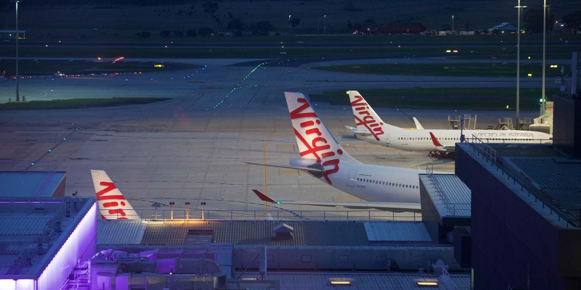 Melbourne-Airport-Virgin-Planes