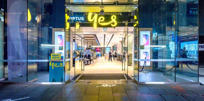 Optus-George-Street-Sydney-Store