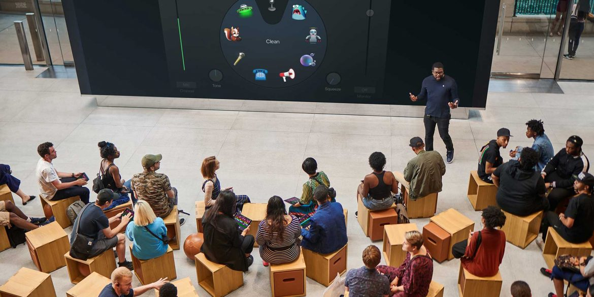 Apple-announces-new-Today-at-Apple-sessions-Music-lab-teachers-telling-stories-Garageband-01292019