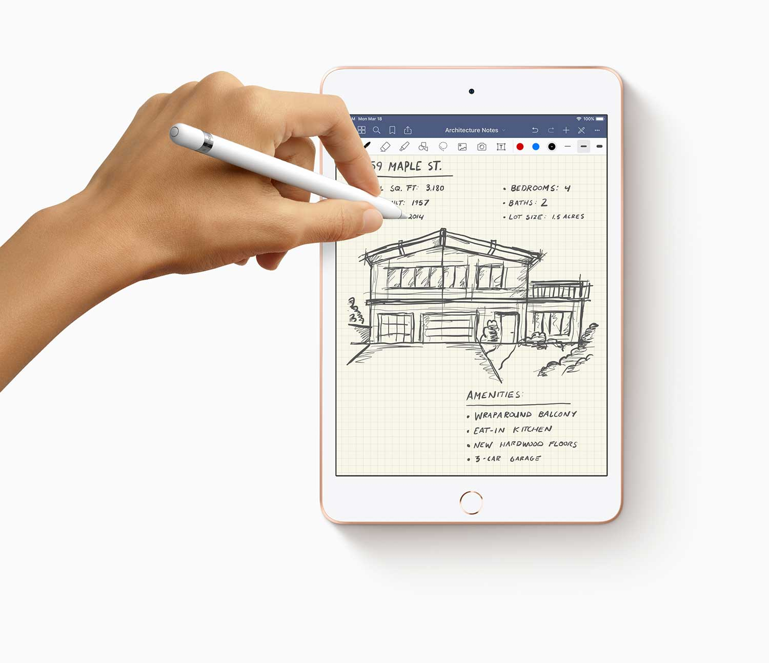 New-iPad-Mini-Apple-Pencil-with-hands-drawing-03162019