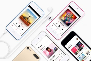 New iPod Touch models with Apple Music