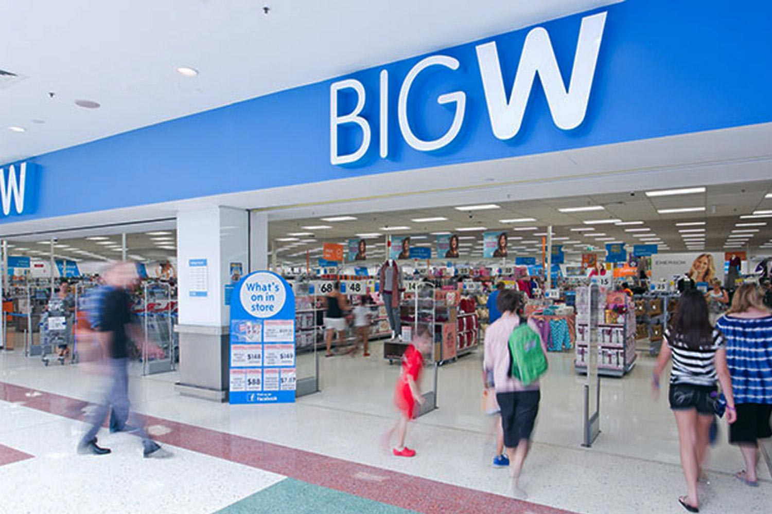 Big W Has Made A HUGE Change And They Hope You Dont