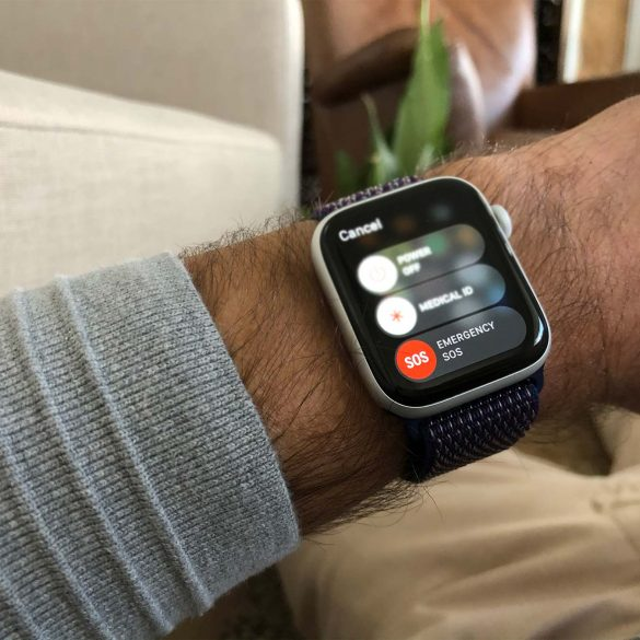 Apple Watch Fall Detection Fallen SOS