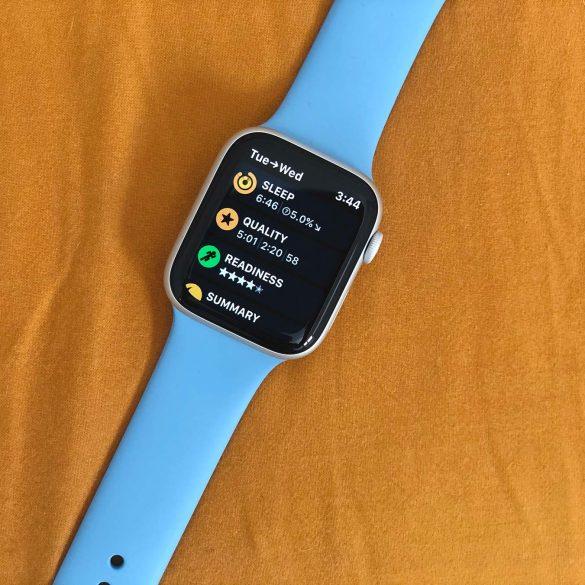 AutoSleep Sleep Tracking App on Apple Watch Series 4