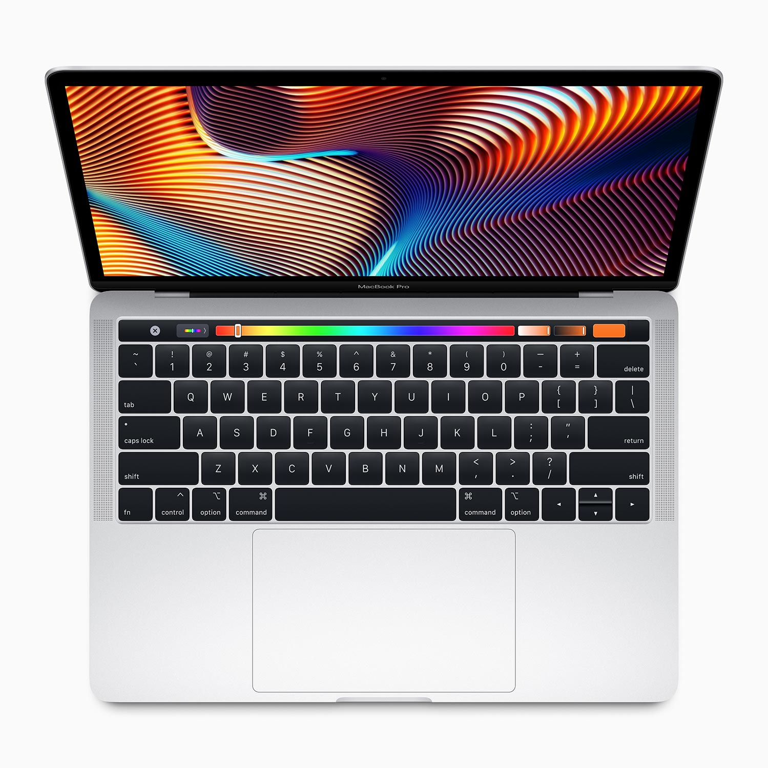 Entry 13-inch MacBook Pro now with Touch Bar and Touch ID