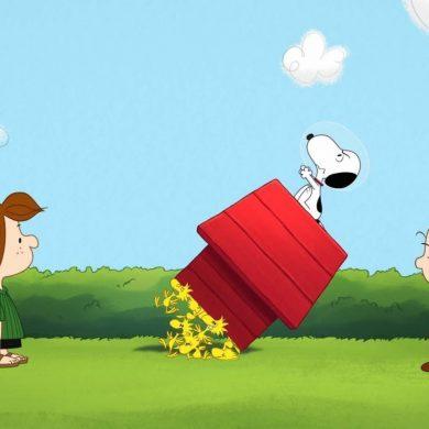 Snoopy In Space Apple TV Plus Series
