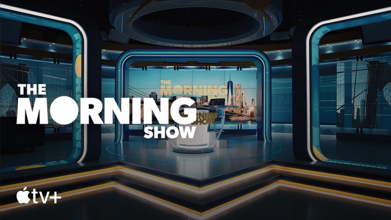 The Morning Show Teaser Video Apple TV Plus